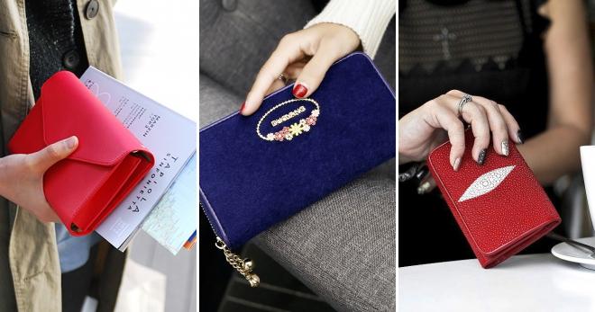 cc4d9004232a Брендовые женские кошельки – подборка фото самых модных моделей от лучших  брендов