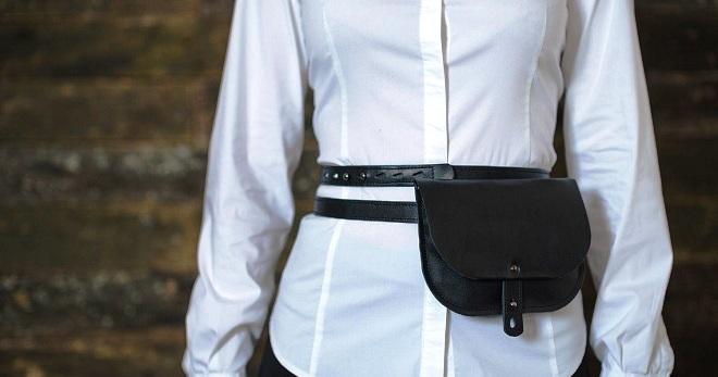 Сумки ремень на брюки женские бронза литье иконы