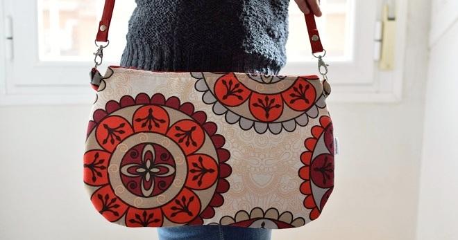 966e425b3fbd Модные женские сумки с принтом – цветочным, леопардовым, аппликацией ...