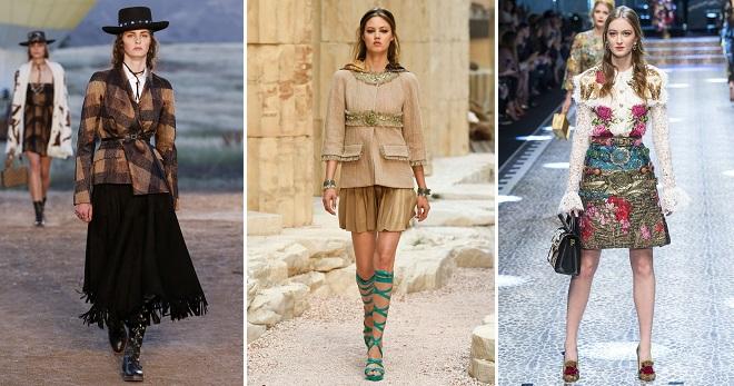 Модные юбки 2018 – какие модели и фасоны юбок в моде в этом году?