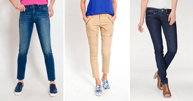 Джинсы-слим – что это такое, чем отличаются от скинни, кому подходят и с чем носить slim?