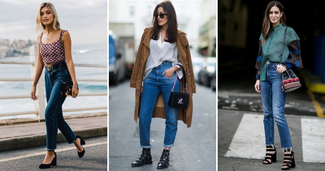 Прямые джинсы – 50 фото модных образов на любой вкус
