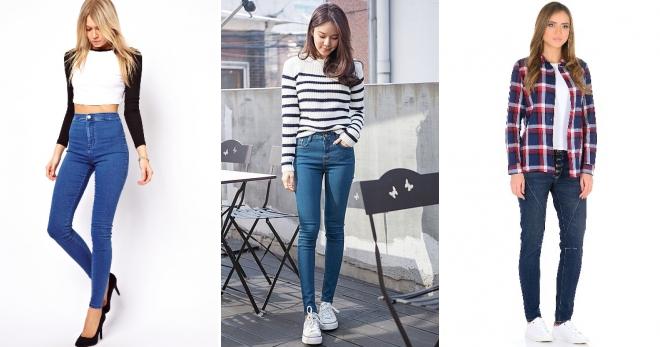 Узкие джинсы – кому идут, с чем носить и как создавать стильные образы?