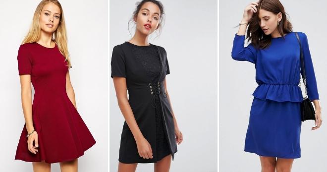 4ddfeba5700 Приталенное платье – самые модные модели приталенного силуэта и с чем их  носить