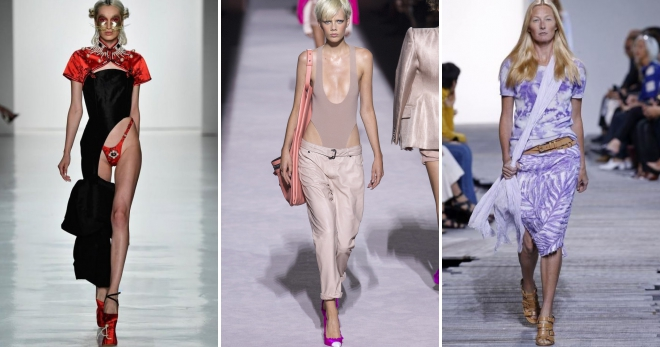 f1a23e69678 Мода лето 2018 для женщин – уличная