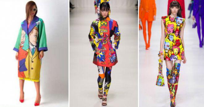 Поп-арт – что это за стиль, его история, современный pop-art в одежде
