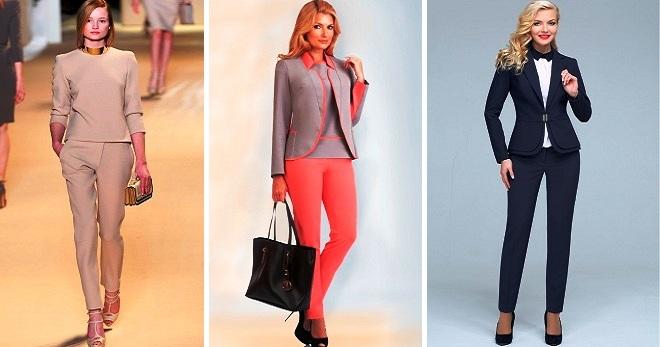 Классическая одежда – правила создания универсального модного образа 4890b6d98cb
