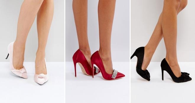 Классические туфли − универсальная женская обувь на все случаи жизни
