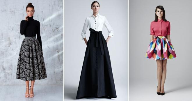 a6238bbeec7 Красивые юбки – подборка фото самых стильных юбок на любой вкус