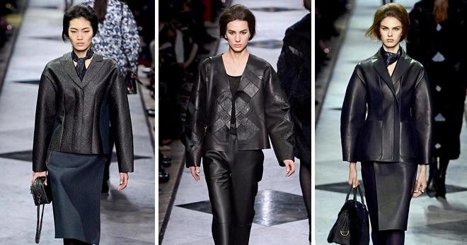 Черная кожаная куртка – с чем носить и как создавать стильные луки?