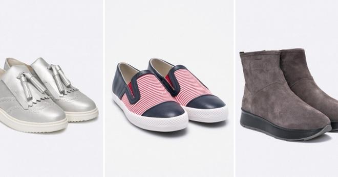 Обувь Geox – модные новинки известного бренда
