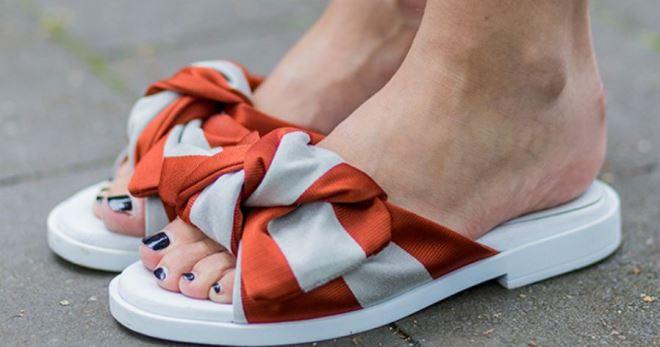 Chaussures d'été pour femme 2018 - Quelles chaussures choisir pour l'été?