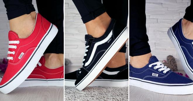 5300ec2b16c6 Обувь Vans – ботинки, кеды, кроссовки и слипоны всемирно известного бренда