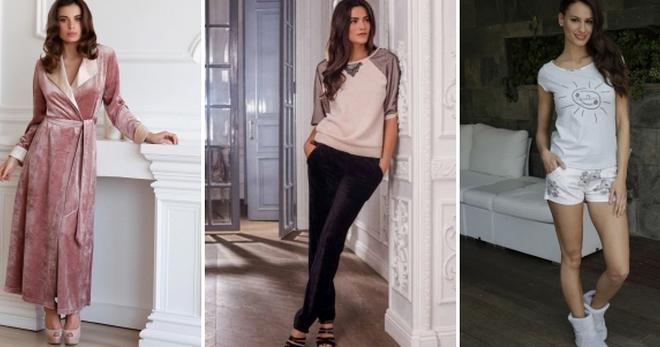 9eb0741e3b6fd0f Модная женская домашняя одежда – Лаете, Миа Миа, Микс Мода, для ...