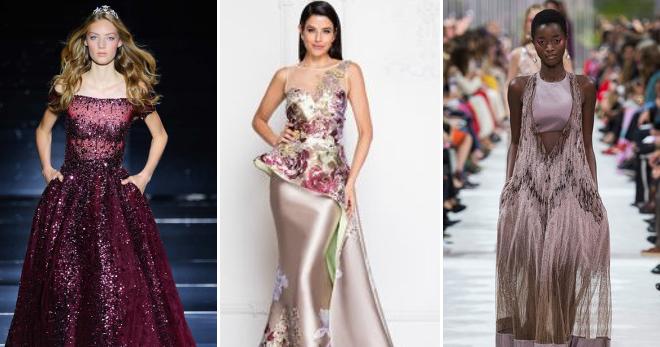 Красивые вечерние платья – 34 фото роскошных моделей на любой вкус