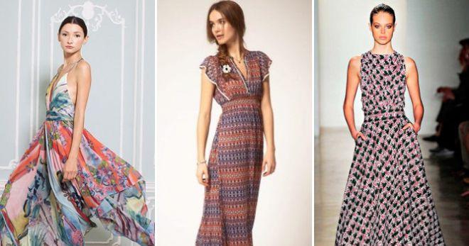 a956e05da71 Легкие летние платья – 48 фото красивых моделей на любую женскую фигуру