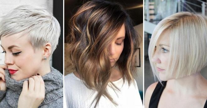 Стрижки лето 2018 – модные варианты для коротких, средних и длинных волос