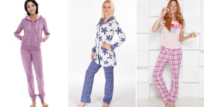 ac4ba0d898b0 Женские домашние костюмы – красивые и удобные модели для нашего комфорта