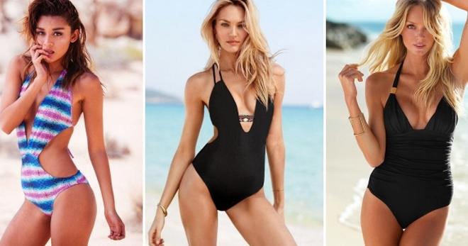 12f7e0c0f1c9e Слитные купальники 2018 – модные тенденции от ведущих дизайнеров