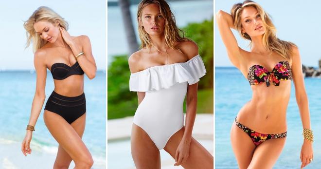 Модные купальники 2018 – новинки от ведущих мировых брендов