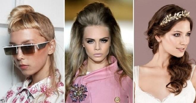 Прически с начесом – повседневные, вечерние и свадебные для волос любой длины