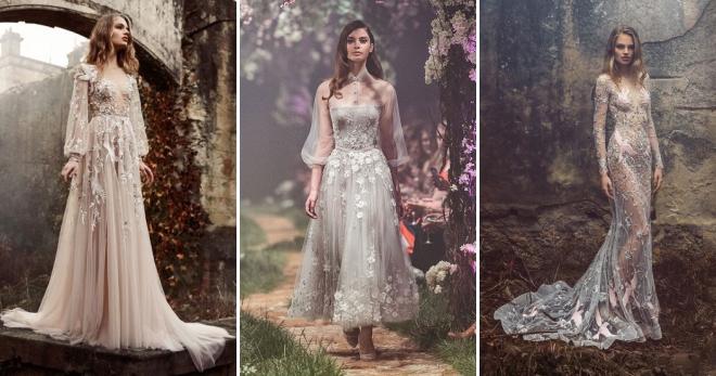 Платье с вышивкой – 78 фото красивых моделей для любого случая