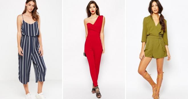 Женский летний комбинезон – 40 фото моделей с юбкой, шортами и брюками для любого случая