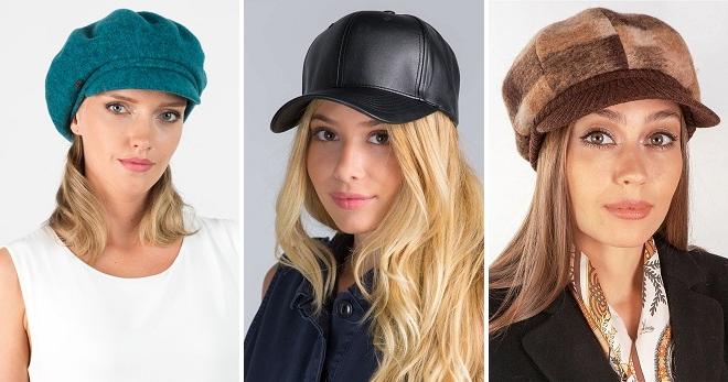 Модные кепки – 28 фото моделей для любой погоды 3e5c776f0ba53