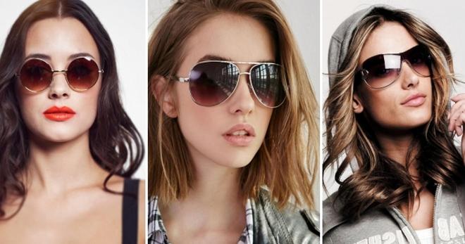 Женские брендовые солнцезащитные очки 2018 – 52 фото моделей от ведущих мировых производителей