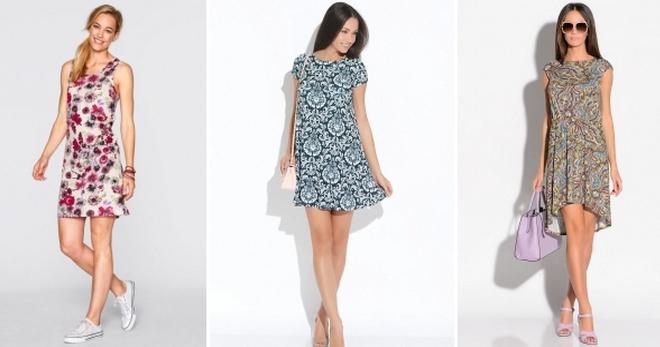 c5eaffb55 Модные летние трикотажные платья – модели, фасоны, спортивные, с ...