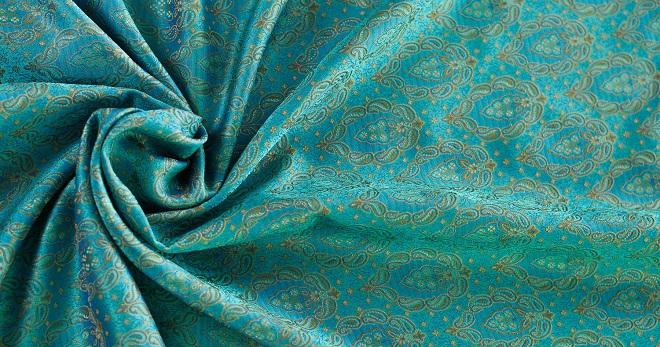 Натуральный шелк – правила модного выбора одежды и белья, и как отличить от искусственного картинки