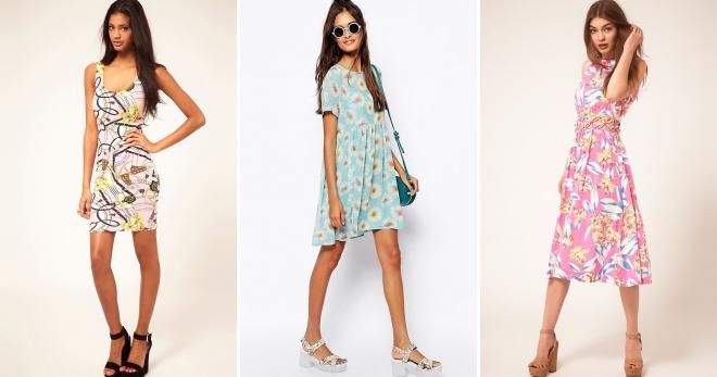 9a44d40512d Красивые летние платья – 20 фото моделей для девушек и женщин