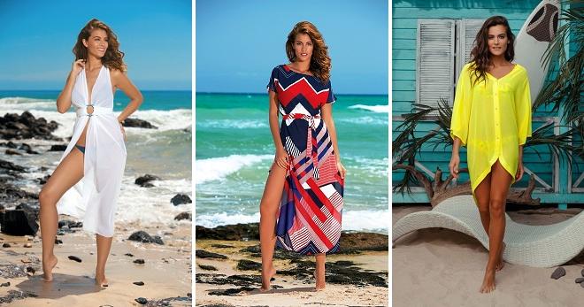 11e85af866c Платье для пляжа – 28 фото легких и модных моделей для самых жарких дней