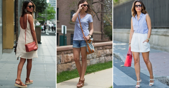 С чем носить сандалии – 40 фото модных летних образов на все случаи жизни