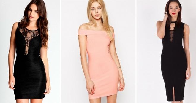 Облегающее платье – модный женский наряд на каждый день и для особых случаев