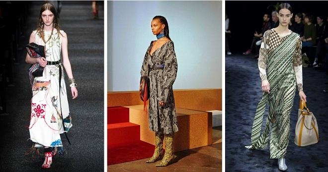 Модная одежда 2018 – тенденции и тренды этого года