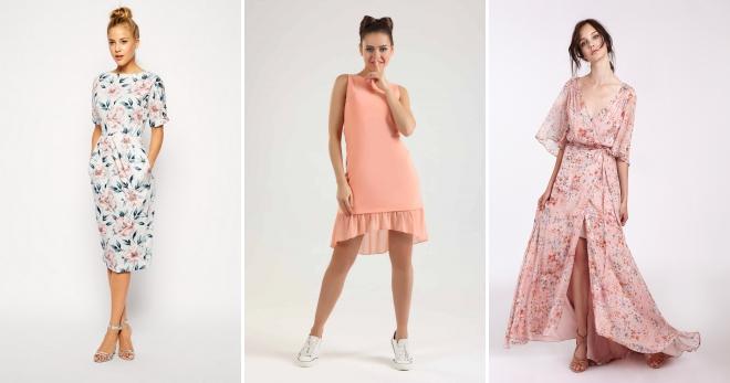 be147b18d Летние платья на каждый день – классические и оригинальные модели на любой  вкус