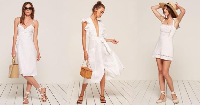 c97b9c042f7 Белый летний сарафан – удобный и стильный предмет одежды для жарких дней