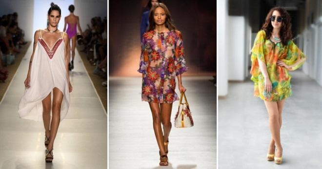 Туника из шифона – 60 фото модных моделей для девушек и женщин