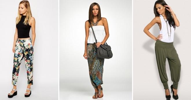 Женские легкие летние брюки – удобный и красивый предмет гардероба для жаркой погоды