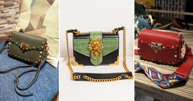 7c078080dacf Модная женская сумка через плечо – маленькие, большие, кожаные ...