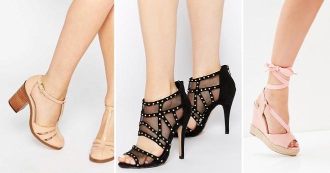 Закрытые босоножки – элегантная и удобная обувь для особых случаев и на каждый день