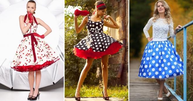 713f4a3aa94 Стиль стиляги – 40 фото образов для смелых модниц