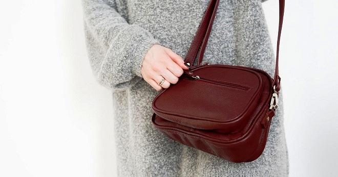 efcc9944e019 Стильная сумка кросс-боди – кожаная, вязаная, спортивная, поясная ...