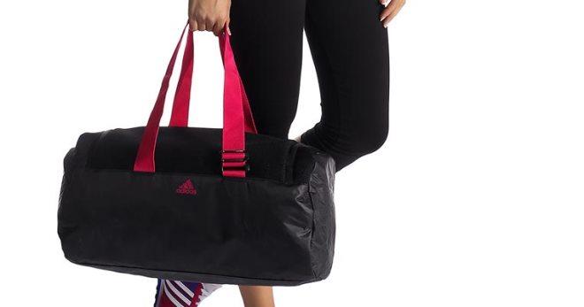 ab0e057f10f6 Спортивная сумка – незаменимый стильный атрибут в жизни современной  городской модницы
