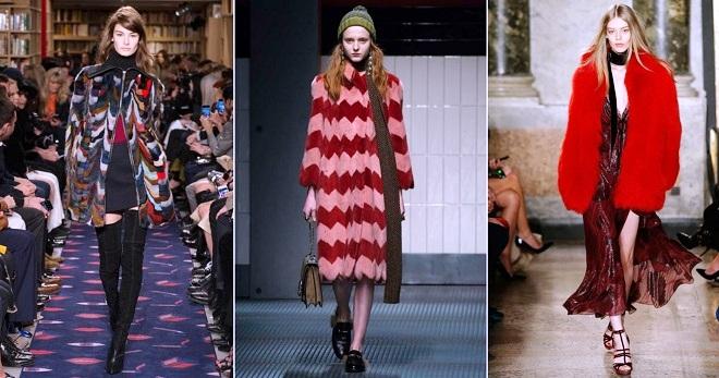 Тренды осень-зима 2018-2019 – в одежде, обуви, аксессуарах на все случаи жизни