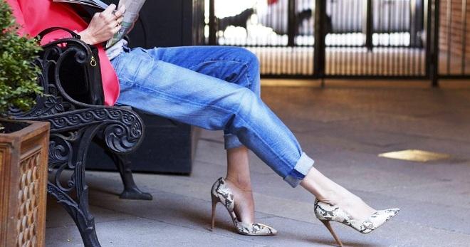Джинсы осень 2018 – 56 фото модных моделей для любительниц классики и кэжуал