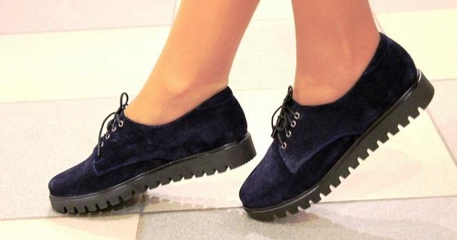 Женские туфли на шнурках – с чем носить, чтобы всегда быть в тренде?