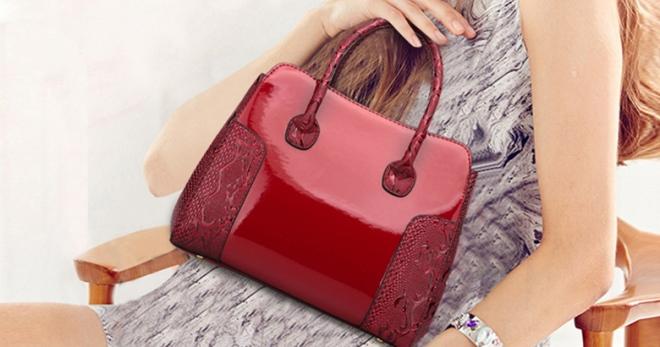 Лаковые сумки – 48 фото модных моделей всех цветов и размеров