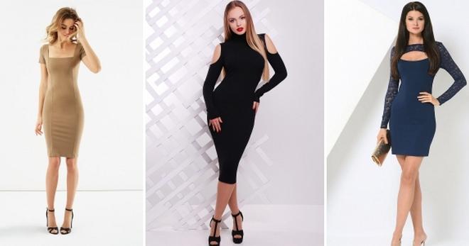 3d8c4e7df3b Платье с вырезом – модная модель для повседневных образов и на выход